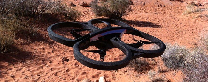 En Argentina, los drones están en la mira